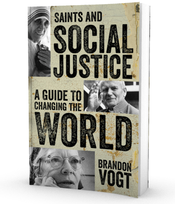 Saints and Social Justice